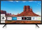 "ProCaster 43UNB815H 43"" 4K Ultra HD Smart LED -televisio"