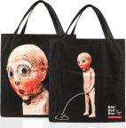 Verkkokauppa.com Bad Bad Boy -kangaskassi, 40 x 45 cm