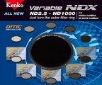 Kenko Variable NDX -suodin, 82 mm
