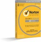 Norton Security Premium - 10 laitetta / 12 kk -tietoturvaohjelmisto