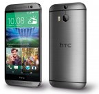 HTC One (M8) 2014 Android puhelin, harmaa
