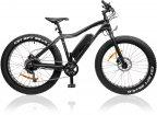 "GZR Urban Rambler Fatbike 26"" -sähköpyörä"