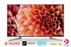 """Sony KD-65XF9005 65"""" Android 4K HDR Ultra HD Smart LED -televisio"""