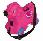 Big Bobby -vetolaukku, pinkki