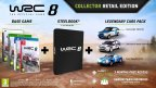 WRC 8 - Collector's Edition -peli, Switch
