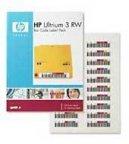 HPE Ultrium 3 RW Bar Code Labels 100 kpl - viivakooditarroja