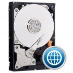 "WD Blue 1 TB SATA3 7200RPM 64 MB 3,5"" kovalevy"