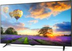 "ProCaster 55UNB810H 55"" 4K Ultra HD Smart LED -televisio"