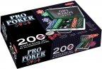 Tactic Pro Poker -pokerisetti alumiinisalkussa