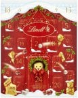 Lindt Teddy Bear Adorable Advent House -joulukalenteri, 250 g