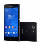 Sony Xperia Z3 Compact Android-puhelin, musta