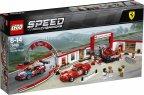 LEGO Speed Champions 75889 - Ferrarin huikea autotalli