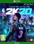 NBA 2K20 - Legend Edition -peli, Xbox One