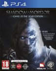Middle Earth - Shadow of Mordor (GOTY) -peli, PS4