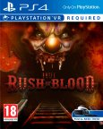 Until Dawn - Rush of Blood (PS VR) -peli, PS4