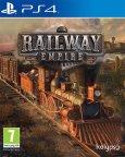 Railway Empire -peli, PS4