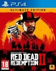 Red Dead Redemption 2 - Ultimate Edition -peli, PS4