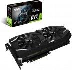 Asus DUAL-RTX2080-O8G GeForce RTX 2080 8192 Mt -näytönohjain PCI-e-väylään