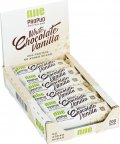NJIE ProPud Protein Bar White Chocolate Vanilla -proteiinipatukka, 55 g, 12-PACK