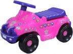 Plasto Off-Road -potkuauto, väri Prinsessa-auto