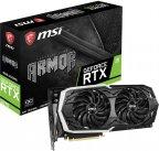 MSI GeForce RTX 2070 ARMOR 8G OC -näytönohjain PCI-e-väylään