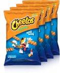 Cheetos Spirals -maissisnacks, 4 x 145 g
