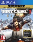 Just Cause 3 - Gold Edition -peli, PS4