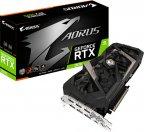 Gigabyte AORUS GeForce RTX 2070 8G -näytönohjain PCI-e-väylään