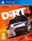 DiRT 4 -peli, PS4