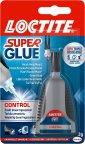 Loctite Super Glue Control -pikaliima, 3 g