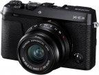 Fujifilm X-E3 -mikrojärjestelmäkamera + 23mm F2, musta