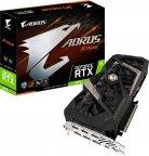 Gigabyte AORUS GeForce RTX 2070 XTREME 8G -näytönohjain PCI-e-väylään