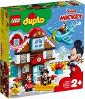 LEGO DUPLO Disney 10889 - Mikin lomakoti