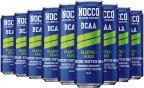 NOCCO BCAA Päärynä -energiajuoma, 330 ml, 24-PACK