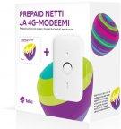 Telia Prepaid Netti + 4G WiFi-reititin
