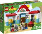 LEGO DUPLO Town 10868 - Maatilan ponitalli