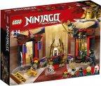 LEGO Ninjago 70651 - Valtaistuinsalin välienselvittely
