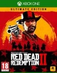 Red Dead Redemption 2 - Ultimate Edition -peli, Xbox One
