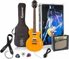 "Epiphone Slash ""AFD"" Les Paul Special-II Performance Pack CF -kitarapaketti"