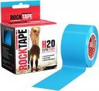 Rocktape Standard H2O -kinesioteippi, sininen