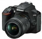 Nikon D3500 -järjestelmäkamera + 18-55 AF-P VR