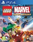 LEGO Marvel Super Heroes -peli, PS4