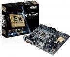 Asus H110M-D Intel H110 LGA1151 mATX -emolevy