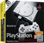 Sony PlayStation Classic -pelikonsoli