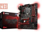 MSI Z370 GAMING PLUS Intel Z370 LGA1151 ATX-emolevy