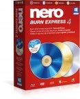 Nero BurnExpress 4 -CD/DVD/Blu-ray-levyjen poltto-ohjelma, DVD