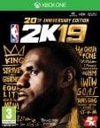 NBA 2K19 - 20th Anniversary Edition -peli, Xbox One