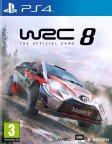 WRC 8 -peli, PS4