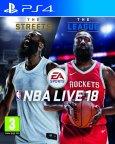 NBA Live 18 -peli, PS4