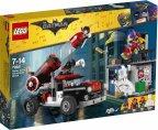 LEGO Batman Movie 70921 - Harley Quinn™ ja tykinkuulahyökkäys